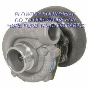 83999247 Turbo For Ford Tractor 7010 7740 Tb85 Tb100 Tb110 575e 675e F0nn6k682aa