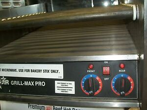 Hot Dog Roller C top 115 V Max Pro Star C top 2 Control 900 Items On E Bay