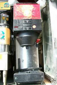 Coffee Maker Automatic Hot Water Tab 115v S steel 900 Items On E Bay