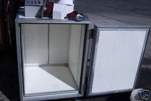 Soda Mach Etc Cabinet On Casters Fully Insulated Casters 900 Items On E Bay