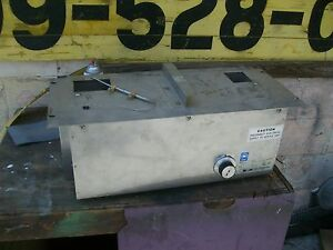 Carter Hoffman Heater Box 115 Volts