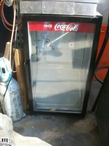 Cooler Glass Door 3 Sided Glass 36 Inches Tall 115v 900 Items On E Bay