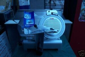 Meat Slicer New 12 Inches Uniworld nsf Manuel 115v 900 Items On E Bay