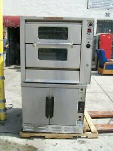 Gas Convection Oven Top One 115 V Motor montique s s 900 Items On E Bay