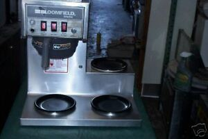 Coffee Machine Auto Or Pour Over 3 Elements 115v Comp 900 Items On E Bay