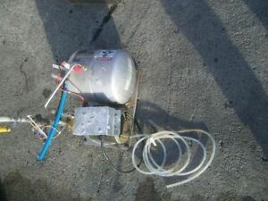 Soda Fountain Carbonator And Pump 115v Ready More Options 900 Items On Ebay