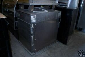 Warming Holding Cabinet 115 Volts Pass Thru Type