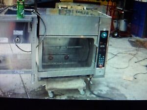 Chicken Rotisserie Cooker 220 Volts One Phase S steel 900 Items On E Bay