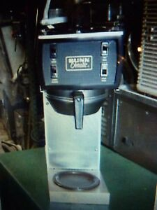 Coffee Maker 240 Volts Air Pot Bunn Auto Short Pot 900 Items On E Bay