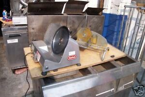 Slicer Mod 823 berkel 8 3 4 Missng Parts More Opt 899 Items On E Bay