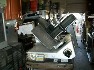 Meat Slicer Auto Bizerba 12 blade 115v New Touch Pad 900 Items On E Bbay