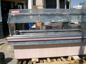 Salad Bar Refrigerated Self Contained 115 Volts More Options 900 Items Ebay