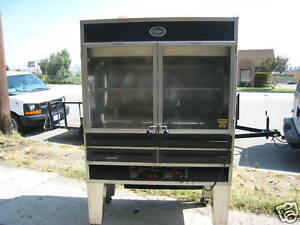 Rottiseri Nat Gas chicken bbq Etc Complete big Unit 900 Items On E Bay