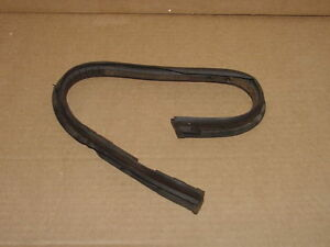 1949 50 Plymouth Deluxe Special Deluxe Nos Mopar Vent Wing Weatherstrip Chryco