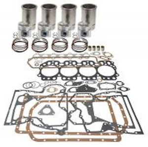 Inframe Engine Overhaul Kit Allis Chalmers Wd45 Gas Bearings 226 Free Shipping
