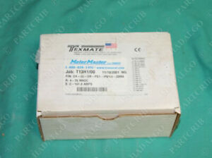Texmate Metermaster Transcat Dx 35 dr ps1 ip01 4 20ma Timer New