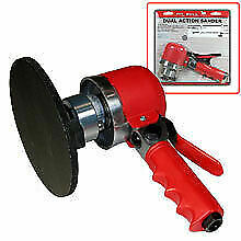 Orbital 6 Dual Action Sander Air Tool Paint Shop Automotive Compressor Tools