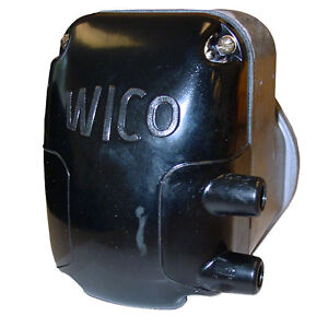Xh477b New Wico Magneto John Deere Late Ar B G D All Late Models 5 8 Prong