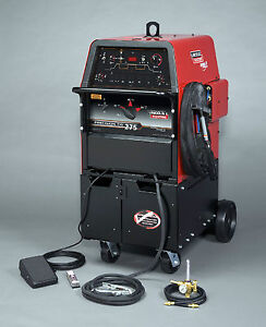 Lincoln Precision Tig 275 Tig Welder K2618 1