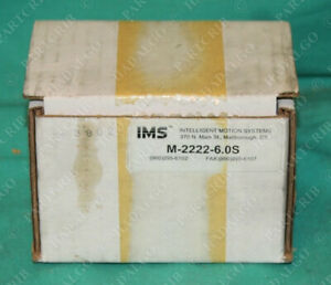 Intelligent Motion Systems Stepping Motor Mh2 2222 s Hybrid New