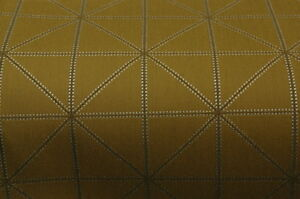 ARC-COM INTERSECT CONTEMPORARY MODERN GEOMETRIC  UPHOLSTERY FABRIC 3.625 YDS