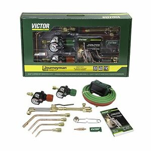 Victor Journeyman Welding Cutting Outfit 0384 2100