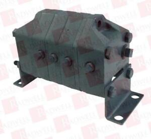 Delta Power Hydraulic Gear Flow Divider Proportionator Pm6 9gpm 2000psi 50 50