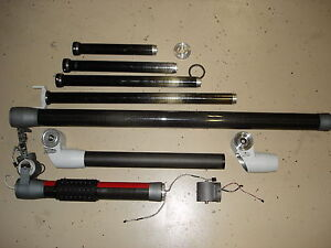 Romer Portable Cmm Arm Parts Many Parts Not Shown