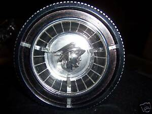 1963 Mercury Horn Ring Button Nos Rare