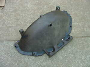 1938 1939 1940 1941 Bell Housing Dust Cover Nos Mopar Desoto Chrysler Overdrive