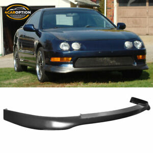 Fits Acura Integra Dc2 98 01 Type R Pu Jdm Front Bumper Lip Spoiler