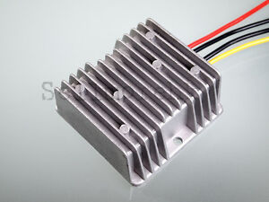 Dc 12v To 24v 8a 200w Step up Dc To Dc Converter Waterproof Boost Power Module