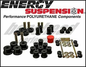 Energy Suspension 4 18111g Complete Master Bushing Kit 1967 1973 Ford Mustang
