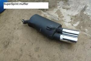 Jdm Supersprint Muffler Exhaust Mercedes Benz Fiat Alfa Romeo Bmw Audi Remus 11