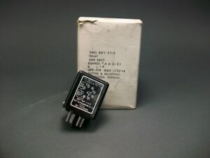 Potter Brumfield Relay Mdp 1320 14 100 Ohms new Old Stock