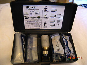 Thermal Dynamics Sl100 Torch 80 Amp Consumables Kit 5 0110