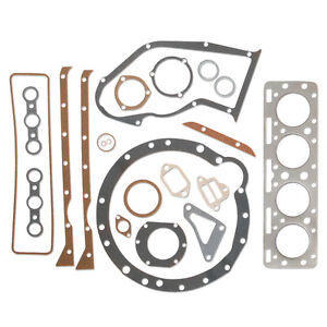 Case S Sc Full Engine Gasket Set