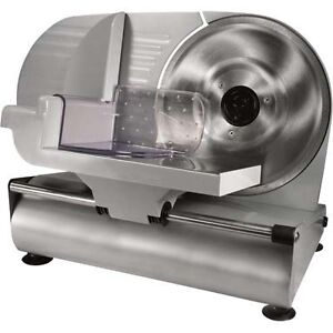 Commercial Food Slicer 9 Meat Chicken Beef Deli 8 9 Amps 150 Watts 120v
