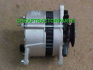 3930 4630 545c 5610s 5610 445 5030 6410 6610 7610s Ford Tractor Alternator