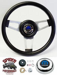 74 87 Ramcharger Dodge W Pickup Steering Wheel 4x4 Mopar 13 3 4 Grant