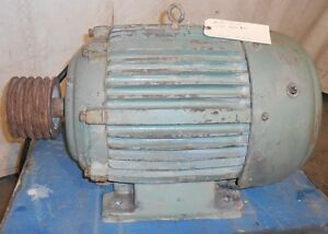 Us Electrical Motor 25 Hp 3 Phase