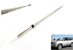 Power Antenna Aerial Radio Replacement Mast For Toyota Land Cruiser 100 Series