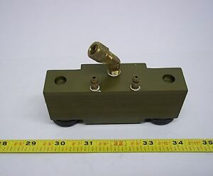 116429 Crown Forklift Manifold Assembly