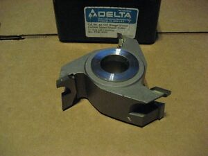 Delta 43 001 C t Wedge Groove Shaper Cutter aa8083 1