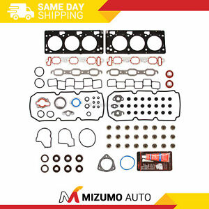 Head Gasket Set Fit 99 06 Chrysler 300 Pacifica Concorde Dodge 3 5 Sohc Vin G M