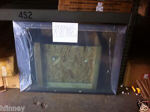 Ford 555e 575e 655e 675e Backhoe Glass Window Rear Back 85801632