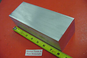 2 1 2 X 3 6061 Aluminum Flat Bar 8 Long Solid T6511 2 5x 3 0 Plate Mill Stock