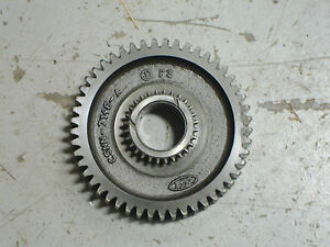 Ford Tractor 7 8 Speed Transmission Output Shaft Gear 3000 4000 5000 7000