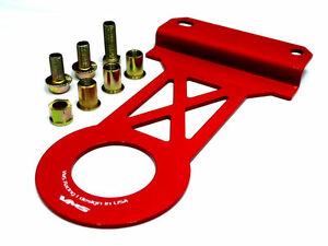 Vms 97 04 Chevrolet Corvette Racing Front Tow Hook C5 Z06 Drag Oval Track Pull
