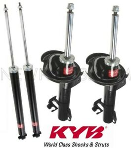 For Mazda 3 5 Susp Front Rear Shocks For Driver Pass Kit Kyb Excel G New